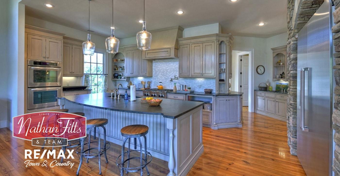 Real Estate Kitchen
