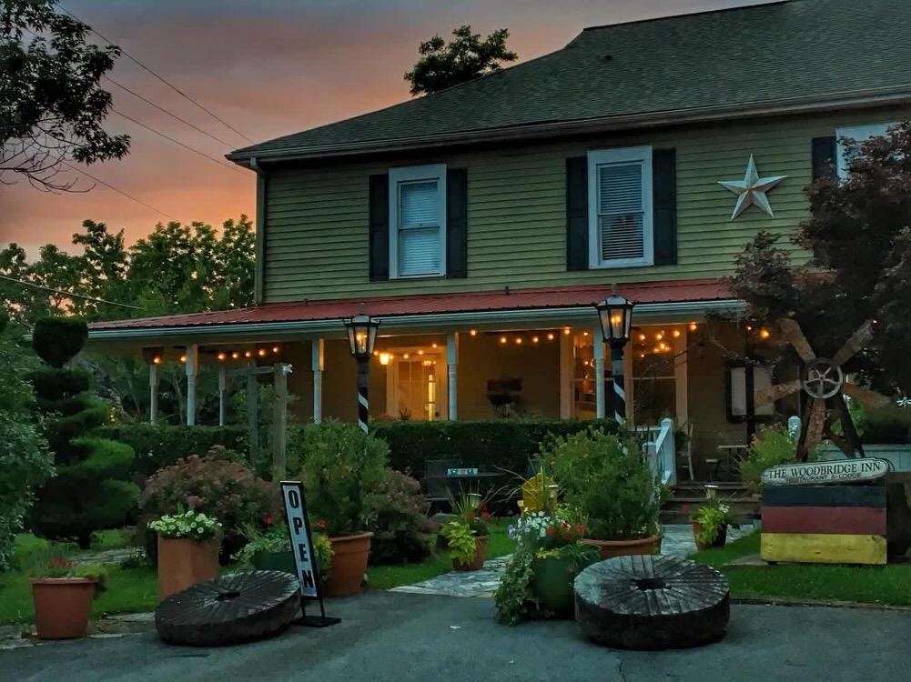 A wonderful Inn in Jasper
