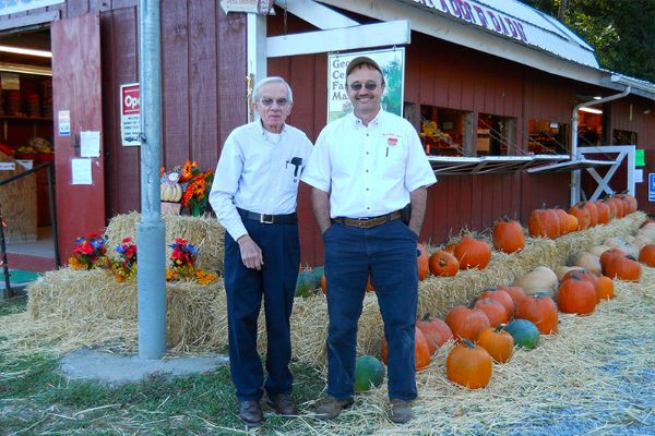 red apple barn owners
